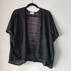 SO Heritage Black Beach Cover Up